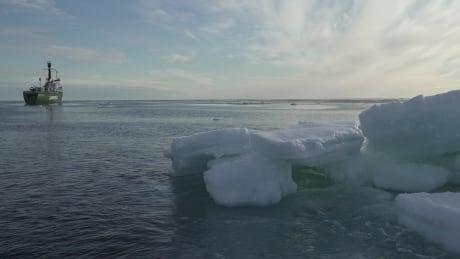 CLIMATE-CHANGE/ARCTIC-SEA ICE