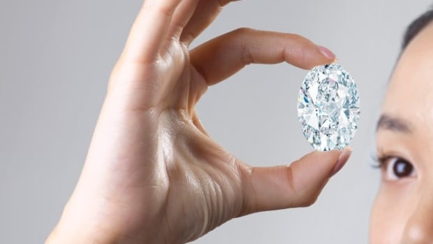 Rare 102-carat Canadian diamond could be among the world's most expens... image