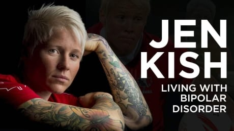 Jen Kish looks back at her career differently after bipolar disorder diagnosis