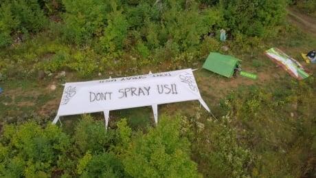 Annapolis County glyphosate protest