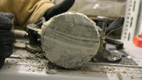 Permafrost Core