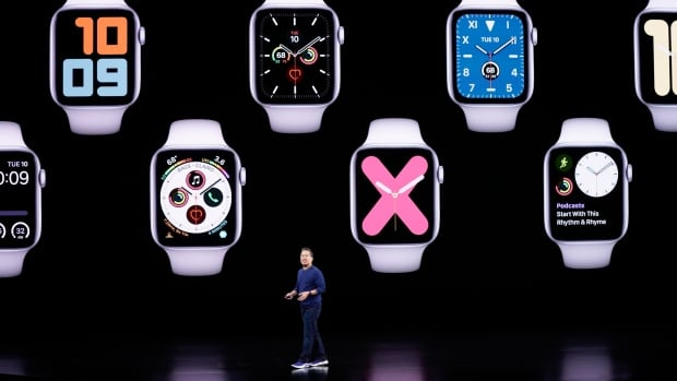 Apple rolls out discount watch, but no new iPhones — yet