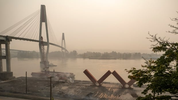New Westminster air quality worse than New Delhi