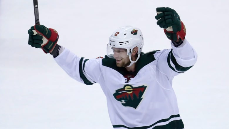 Buffalo Sabres acquire Eric Staal from Minnesota Wild for Marcus Johansson