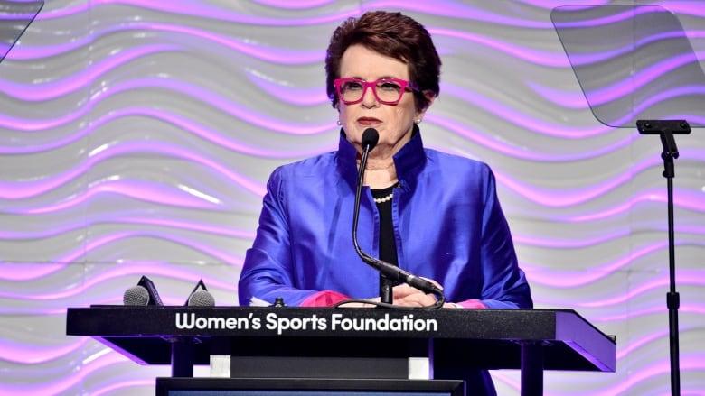 Rebranded Fed Cup named after Billie Jean King