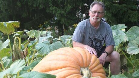 Rick Chaykowski, giant pumpkin