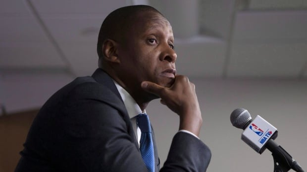 Raptors president Ujiri says free agent VanVleet a priority, not his own contract   CBC Sports