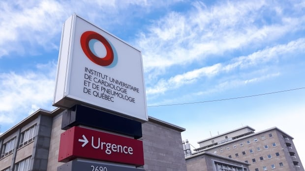 Quebec's Heart and Lung Institute scrambles to stem an outbreak after 7 staff contract COVID-19 | CBC News