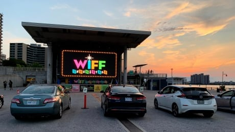 WIFF Sept. 2020 drive-in movie