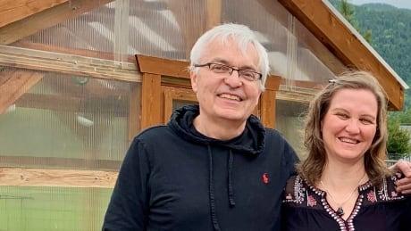 Jim and Liana Zwick