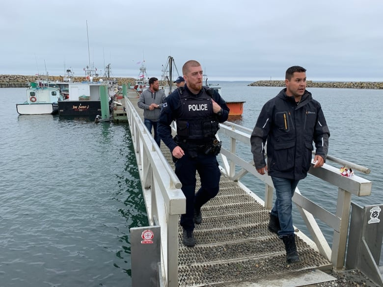 Arrests made amid ongoing tensions as Mi'kmaw lobster fishery begins