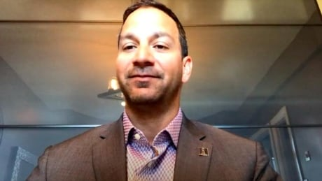 Mayor Tyler Gandam