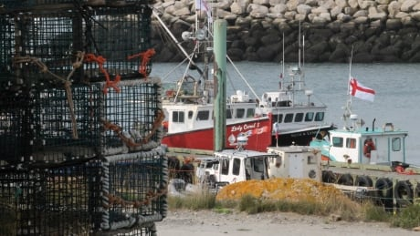 Saulnierville Wharf