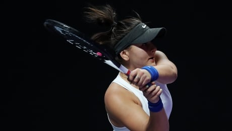 Bianca Andreescu to skip rest of the tennis season