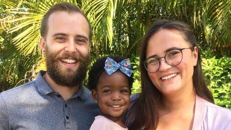 Derek, Zoe and Emilie Muth