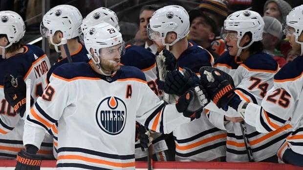 Oilers' Leon Draisaitl captures Hart, Lindsay as NHL reveals award winners