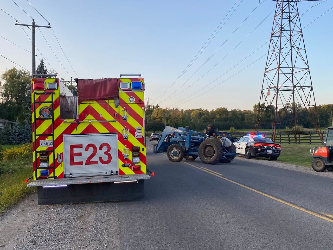 14 Year Old Oakville Girl Has Died After Horseback Riding Accident In Flamborough Cbc News