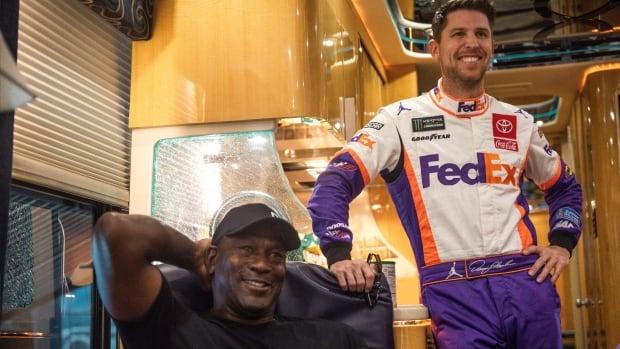 Michael Jordan, Denny Hamlin starting NASCAR team with Bubba Wallace as driver