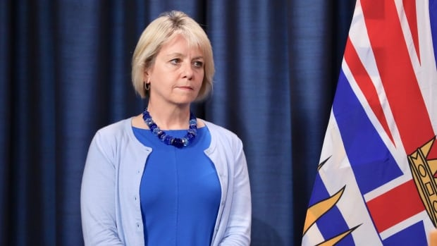 B.C.'s chief health officer says she's received death threats, abuse
