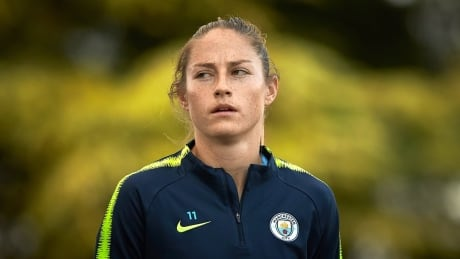 Janine Beckie discusses going for another FA Cup title