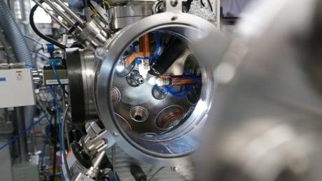 Canadian Light Source Synchrotron