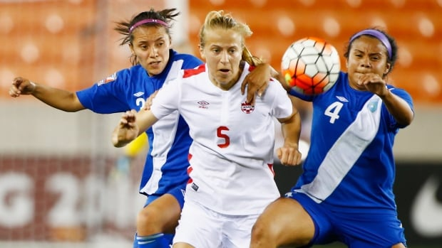 Canadian soccer international Quinn hopes to start conversation, help young trans people