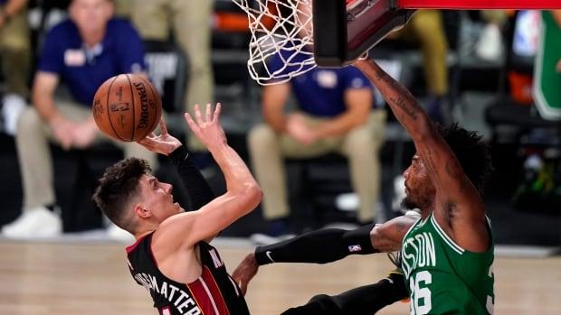Rookie Tyler Herro dazzles to lead Heat past Celtics in Game 4 of East finals