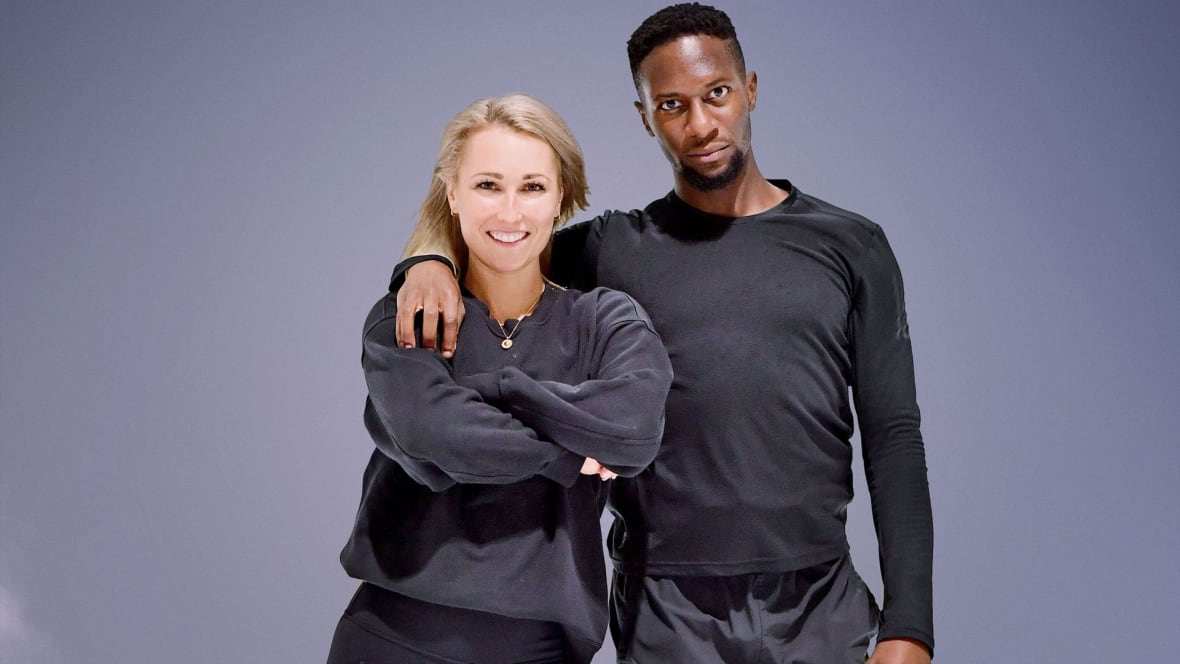 Battle of the Blades - Season 6 - Canada - Discussion Jessica-campbell-and-asher-hill