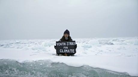 CLIMATE-CHANGE/ARCTIC-ACTIVIST