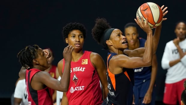 Underdog Sun push top-seeded Aces to brink with comeback victory