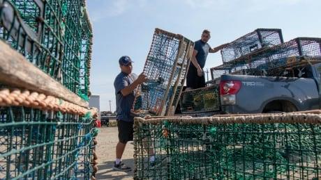 Sipekne'katik fishermen