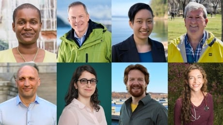 Green Party leadership candidates