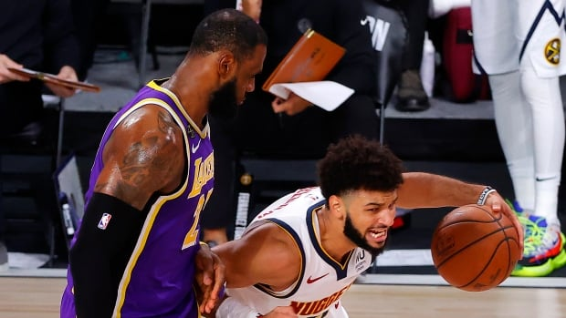 Lakers eliminate Jamal Murray, Nuggets to return to NBA Finals