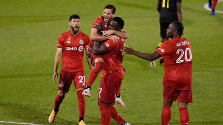 MLS Crew Toronto FC Soccer