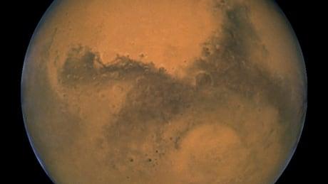 Mars Ponds