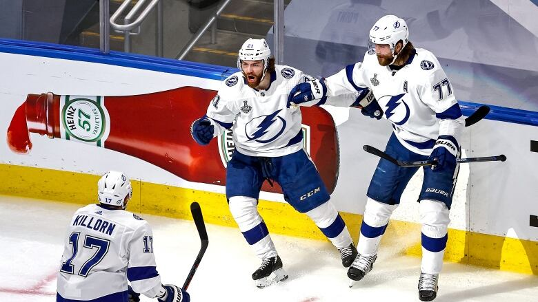 Stars enjoy playing underdog role as Lightning tries to clinch Stanley Cup