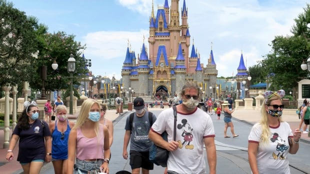 Disney will lay off 28,000 theme parks workers due to coronavirus pandemic   CBC News