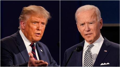 biden trump debate composite