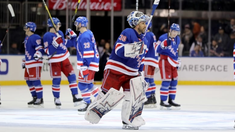 Henrik Lundqvist's 15-year run with Rangers ends with contract buyout