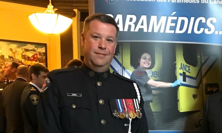 A Nova Scotian is saved from an opioid overdose by paramedics almost every other day