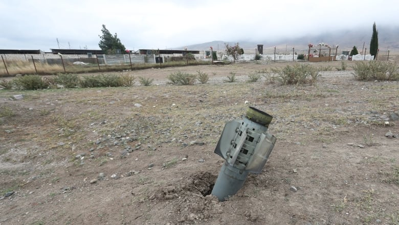 Rebels from Syria recruited to fight in Karabakh conflict