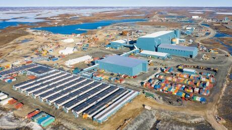 Meliadine gold mine Agnico Eagle Rankin Inlet