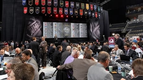 Previewing the NHL Draft... in October?!
