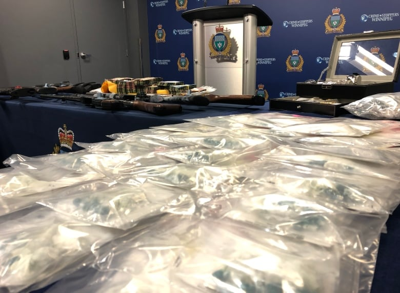 Police discover 'how-to' manual for drug trafficking operation during Winnipeg raid
