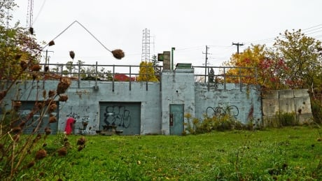 Kitchener Nuclear Shelter Exterior