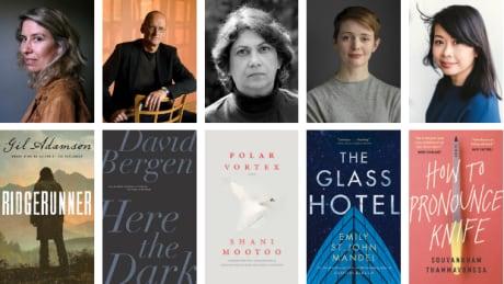 David Bergen, Shani Mootoo make Scotiabank Giller Prize shortlist