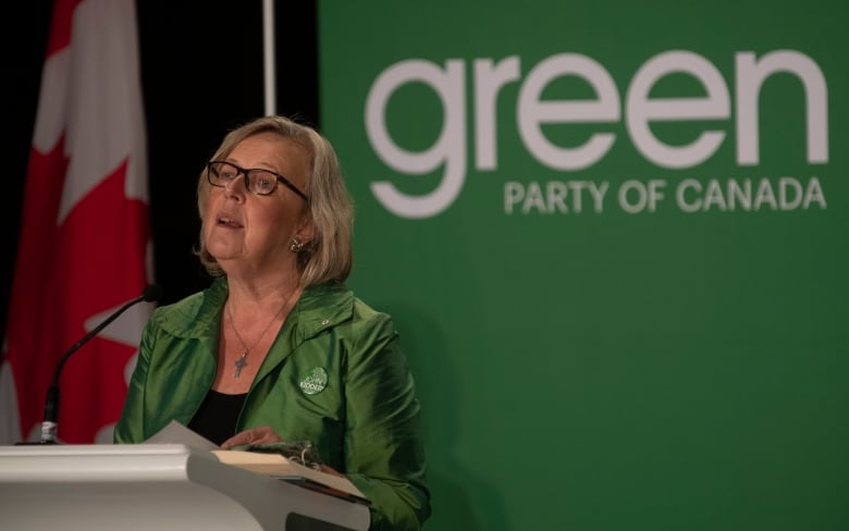 Toronto lawyer Annamie Paul elected leader of the federal Green Party
