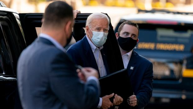Biden camp says he again tests negative for COVID-19 ahead of campaign travel