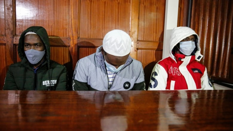 Two found guilty over deadly Kenya shopping mall attack