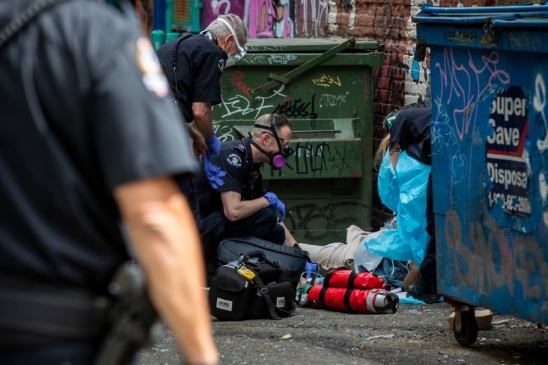 Vancouver to seek federal approval to decriminalize simple possession of illicit drugs thumbnail